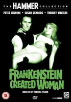 Nuovo Frankenstein Created Woman DVD (OPTD0635)