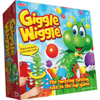 Ideal Giggle Wiggle Game NEW