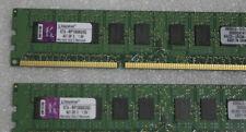 Mac Pro 4,1 2009 6GB (3x 2GB) PC3-8500  Memory Kingston A1289