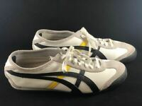 Asics Onitsuka Tiger Mexico 66 D334l size 13 black white yellow
