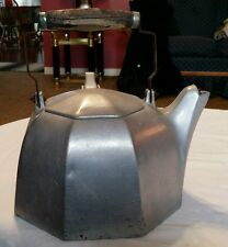 Antique Vintage WAGNER WARE -0- SIDNEY PURITAN TEA POT KETTLE 127B Pat'd 1924
