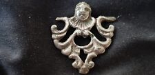 Ultra rare Exquisite Silver Post Medieval Chape please read Description. L96j