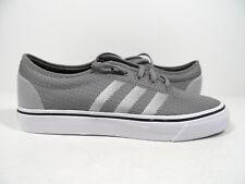 meet 5ea9f 3f56c Adidas Uomo Adiease Intrecciato Skate Shoesgrey Bianco-Nero Taglia 8