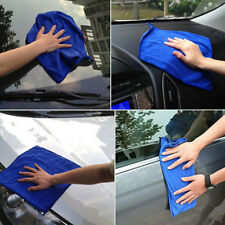 50 Microfiber Cloth Cleaning Car Towel Polishing Detailing Rag No Scratch Cloths
