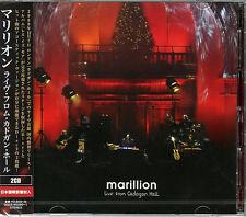 MARILLION-LIVE FROM CADOGAN HALL-JAPAN 2 CD G35