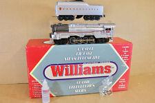 WILLIAMS S2-103 O SCALE 3 RAIL PENNSYLVANIA PRR 6-8-6 S-2 TURBINE LOCO 6262 ni