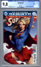 Supergirl #12 Artgerm Variant  DC Comics  1st Print CGC 9.8