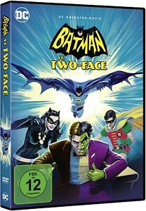 Batman vs. Two-Face [DVD/NEU/OVP] DC Animated Movie