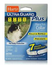 Hartz Ultraguard Flea & Tick Collars for Dogs and Cats, White Water Resistant