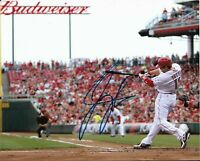 Joey Votto Autographed Signed 8x10 Photo ( Reds ) REPRINT