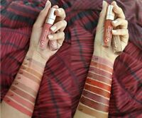 Golden Rose Soft Matte Creamy Lip Color Lipstick Full Coverage Long-Lasting