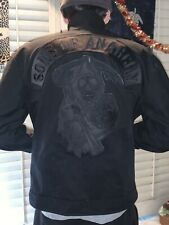 Sons Of Anarchy Official Show Jacket Large