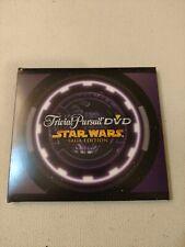 Trivial Pursuit Star Wars Saga Edition - Replacement Part - DVD