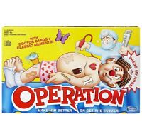Classic operation game By Hasbro Skill and Action Game