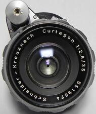 Schneider Auto 35mm f2.8 Curtagon Exakta mount  #5519674