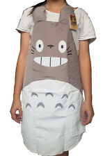 My Neighbor Totoro Kitchen Restaurant Bib Cooking Aprons With Pocket Gift