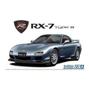 Aoshima 6193 1/24 Mazda FD3s RX-7 Spirit R Type B 2002 Brand New