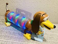 Disney Parks Light Up Slinky Dog Toy Story 4 Flashing Colored Coils Land Pixar