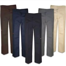 Dickies 7118738 Men's Double Knee Loose Fit Straight Leg Work Pants: Many Sizes