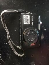 Nikon COOLPIX S3000 12.0MP Digital Camera - Black