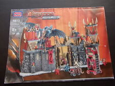 megabloks  Dragons-Metal ages-Ramparts of ryousan 9813- instruction manual