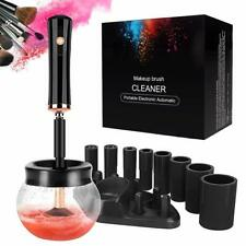 Electric Makeup Brush Cleaner Dryer,Electric Automatic Cosmetic Makeup Brushes
