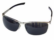 Matrix Sonnenbrille Chrom Dunkel SPORTBRILLE Motorradbrille Sportlicher Look M21