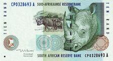 Afrique du sud  - South Africa billet neuf de 10 rand pick 123b UNC