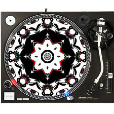 Portable Products Dj Turntable Slipmat 12 inch - Planet Rock