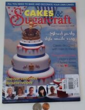 Cakes & Sugarcraft, All You Need to Bake and Decorate your Own Cakes, Recipes