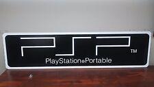 "PSP Logo aluminum sign  6"" x 24"""