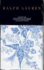 Ralph Lauren Dauphine 2 Standard Pillowsham Archival Collection Blue Floral Rare