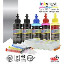 ink 👻 Refillable ink cartridges alternative for 273 XL Epson XP510 520 600 610