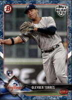 2018 Topps Bowman Holiday Baseball Insert Singles /99 /50 /35 (Pick Your Cards)