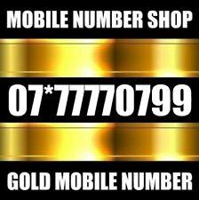VIP RARE EASY GOLDEN MOBILE PHONE NUMBER SIM CARD 7777 DIAMOND PLATINUM UNIQUE