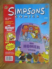 SIMPSONS COMICS #47 (UK) VERY FINE (A44)