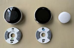 House set! Nest 2nd and 3rd generation thermostats w/ remote sensor