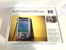 Hp Ipaq Pocket Pc Model# H5555 Brand New Factory Seal Retail Boxed Look