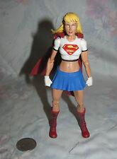 "DC Universe Super Heroes 2006 Super Girl 6"" Figure"