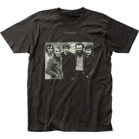 The Band The Band T Shirt Mens Licensed Rock N Roll Music Band Tee New Black