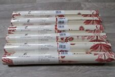 Zoffany Wallpaper 'FIR TREES' - 6 Rolls - RED ZFLW02004 NEW AND UNOPENED