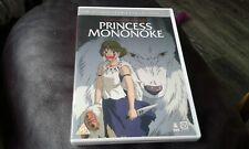 Princess Mononoke (DVD, 2006) REG 2