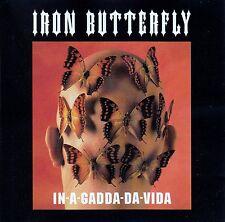 IRON BUTTERFLY : IN-A-GADDA-DA-VIDA / CD (FNM 3364) - NEUWERTIG