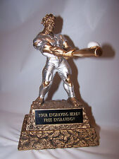Fantasy Baseball Large Monster Individual Trophy Award - Free Engraving!