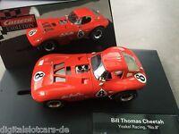 """Carrera Evolution 27413 Bill Thomas Cheetah Yeakel Racing, """"No.8"""" NEU OVP"""