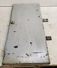 Clausing 5900 Metal Lathe Parts Rear Door Cover 122 116
