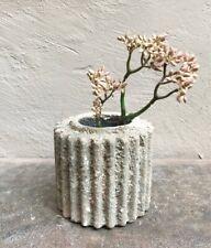 Artificial Pink Succulent Stem, Realistic Faux Houseplant Cactus Berry Flower