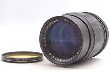 @ Ship in 24 Hrs @ Rare M42 Lens @ Ringfoto Auto S 135mm f2.8 M42 Telephoto Lens