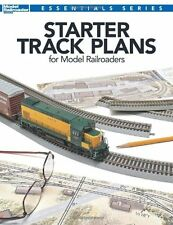 KAL 12466 Starter Track Plans for MR New Free Shipping