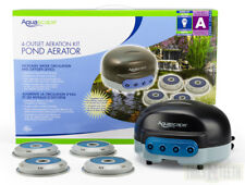 Aquascape 4-Outlet Pond Aeration / De-Icer Kit - Complete With Everything Needed